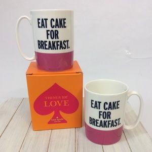 Kate Spade Coffee Mugs
